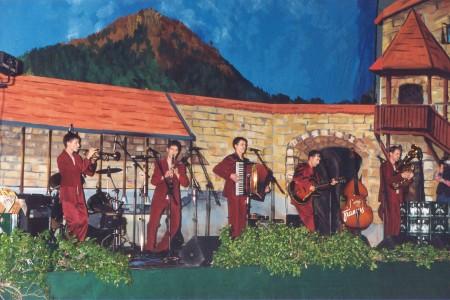 3. Dorijev večer, 2001