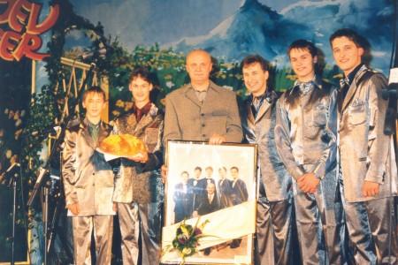 1. Dorijev večer, 1999