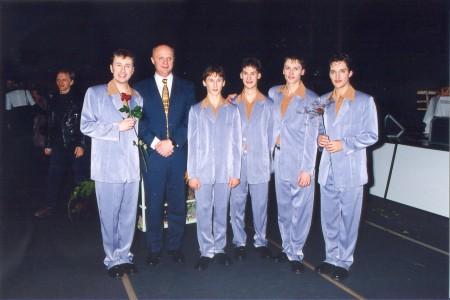 2. Dorijev večer, 2000