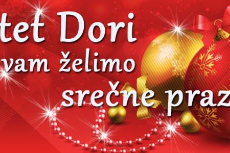 Srečne praznike!